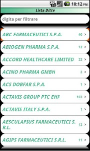 AIFarmaci screenshot 3