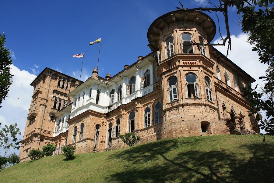 Kellie's Castle in Batu Gajah Perak by Reena Ahmad - Buildings & Architecture Public & Historical ( kellie castle, castle of love, monument in batu gajah )