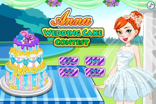 Anna Wedding Cake Contest