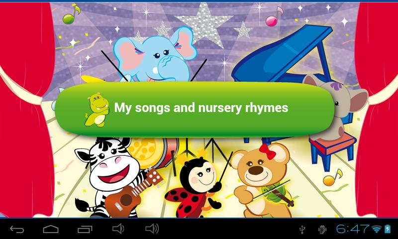 I Am Learning Songs - screenshot