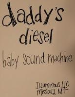 Screenshot of Daddy's Diesel Sound Machine
