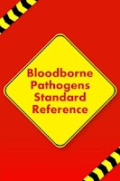 Screenshot of Bloodborne Pathogens Reference