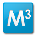 M3(Multilingual medical quest) logo