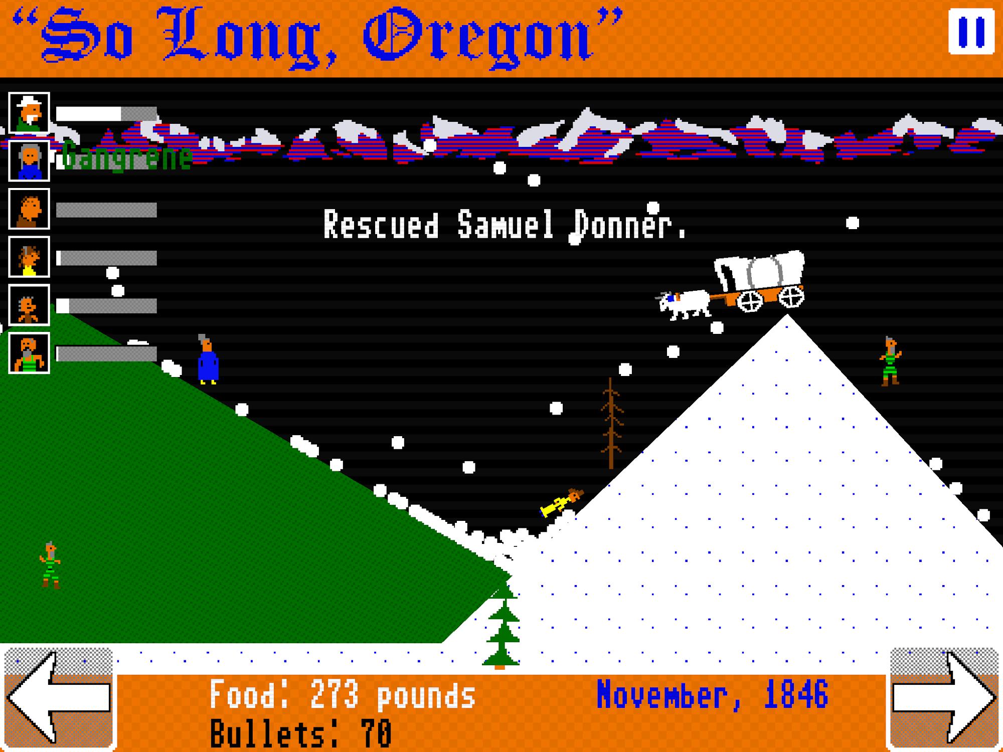 So Long, Oregon! screenshot #15