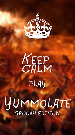 Yummolate™ Spooky Edition