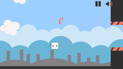 【免費休閒App】Flappy Marshmallow ☆ Free Game-APP點子