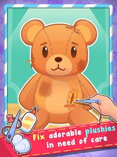 Plush Hospital - Pet Doctor- screenshot thumbnail
