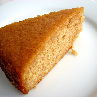 Whole Wheat Honey Cake.