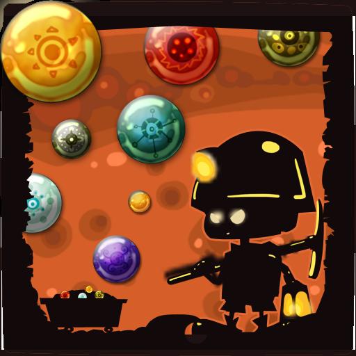 泡泡瘋狂射擊遊戲 休閒 App LOGO-硬是要APP