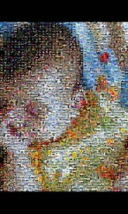 ZaBa Photo Mosaic- screenshot thumbnail