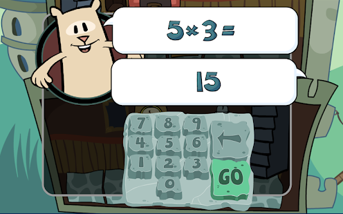 TVOKids Math Castle- screenshot thumbnail