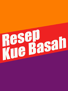 Resep Kue Basah- screenshot thumbnail