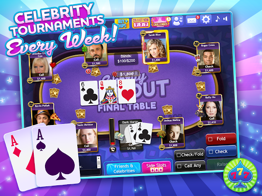 Mega Fame Casino - Free Slots & Poker Games 1.0.1 9