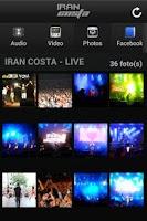 Screenshot of Iran Costa