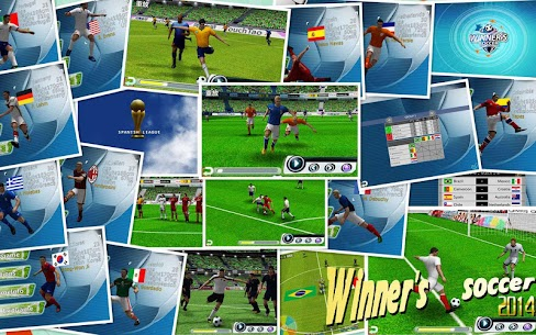 Winner Soccer Evolution MOD 1.7.8 (Unlocked) Apk 8