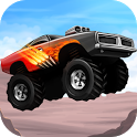 Monster Car Stunts icon