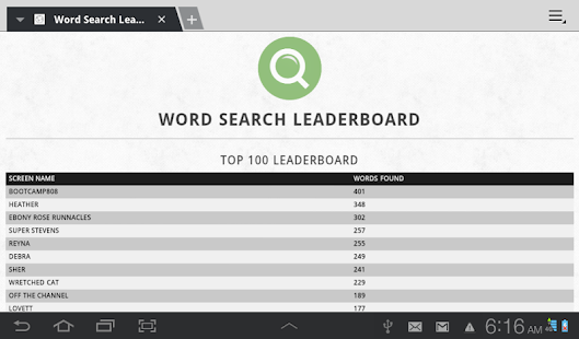 Puppy Dog Word Search- screenshot thumbnail