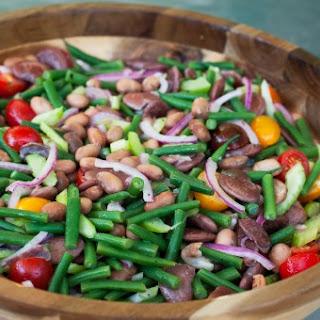 Heirloom Bean Salad