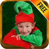Elf Cam Tablet - Christmas App
