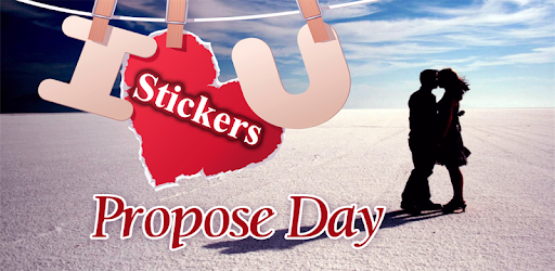Love Stickers For Propose Day On Windows Pc Download Free 1 14 Valentine Propose Day Stickers
