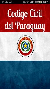 Resultado de imagen para codigo civil de paraguay