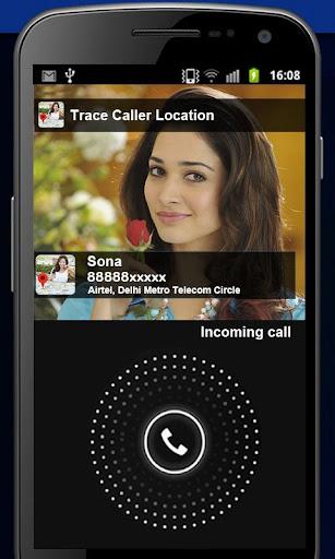 All Call Location Tracker