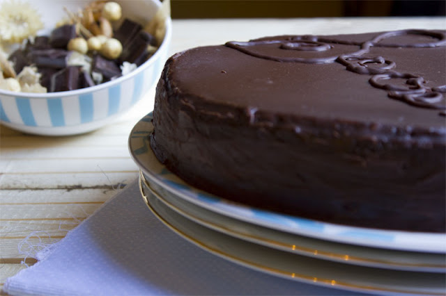 Sachertorte (German Chocolate Cake) Recipe