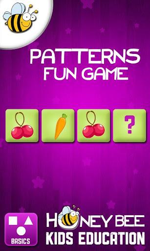Patterns Fun Game