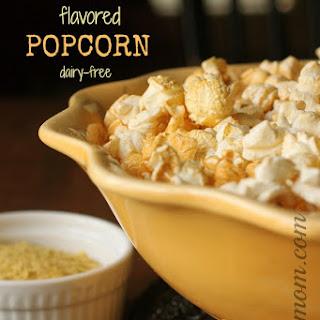 """Dorito"" or Taco Popcorn"