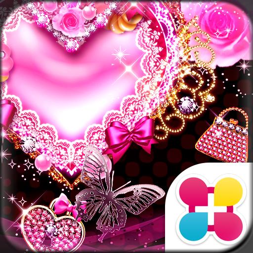 珠寶☆之心 for[+]HOME 個人化 App LOGO-APP試玩