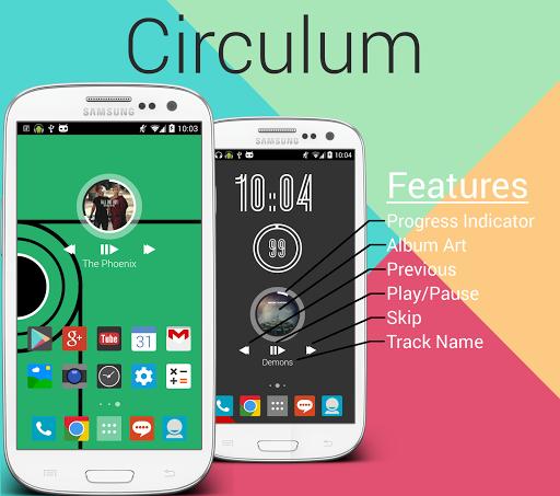 Circulum - Zooper Media Widget