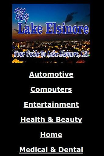 Lake Elsinore California Guide