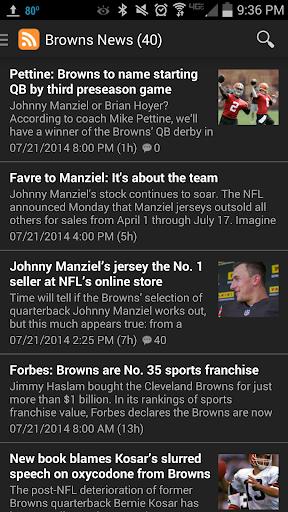News - Cleveland Football