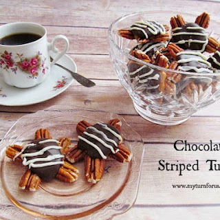 Chocolate Striped Turtles