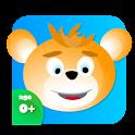 le bébé ourson (apps for baby) logo