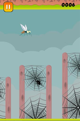 玩免費街機APP|下載裾がゆったり広がった蚊昆虫2D app不用錢|硬是要APP