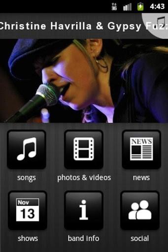 【免費音樂App】Christine Havrilla & Gypsy Fuz-APP點子