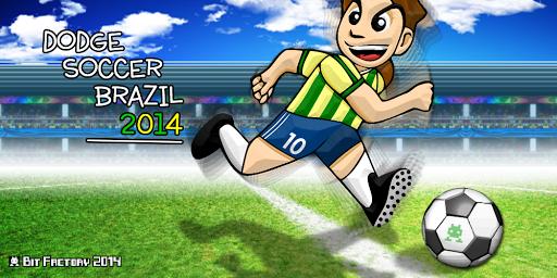 Dodge Soccer Brazil 2014