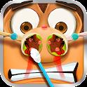 Pet Nose Doctor - Fun Game icon