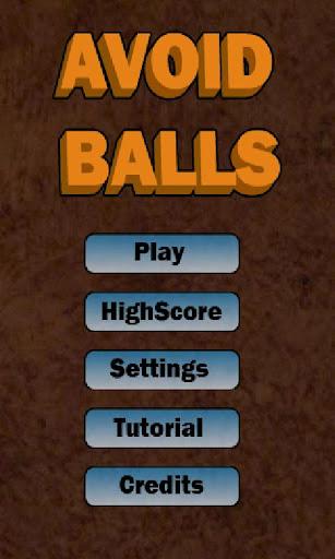 Avoid Balls