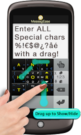 MessagEase Keyboard Screenshot 3