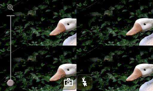 Four-Split Camera