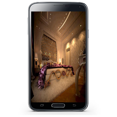 غرف نوم رومانسية - screenshot