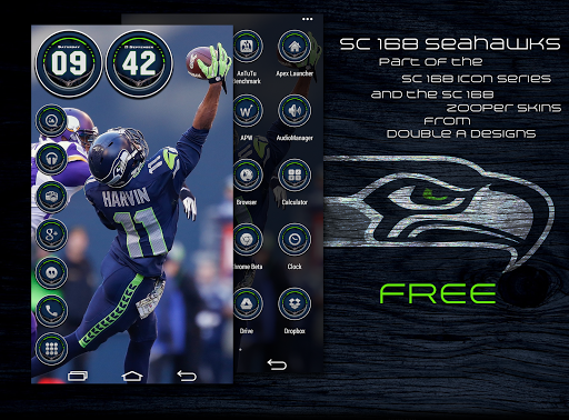 SC 168 Seahawks