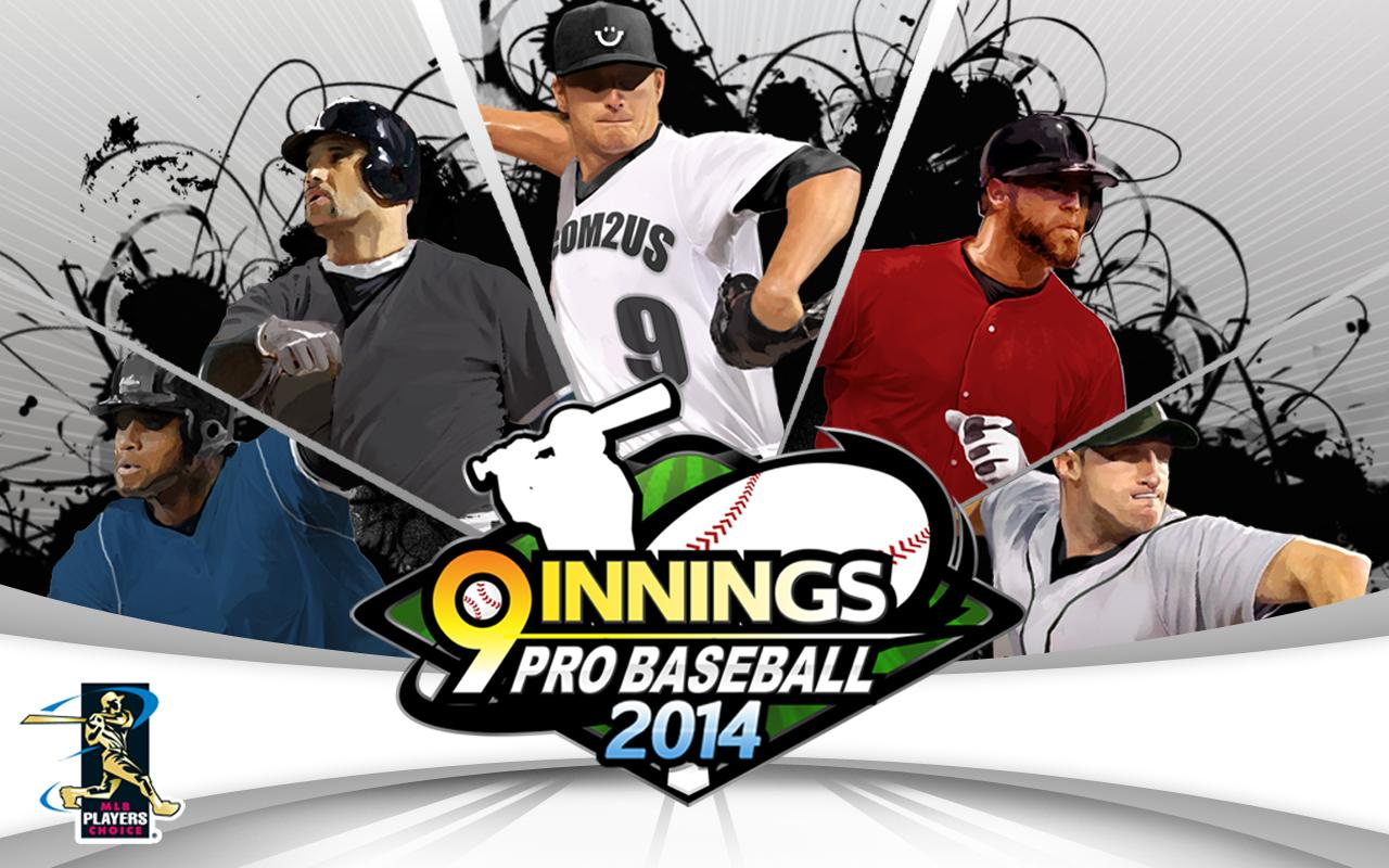 9 Innings: 2014 Pro Baseball - screenshot