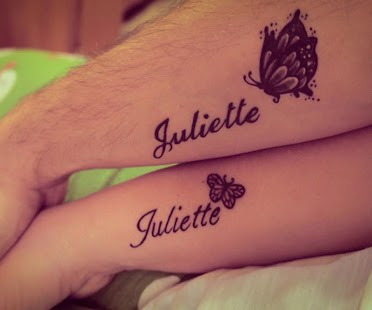 Name Tattoos Ideas- screenshot thumbnail