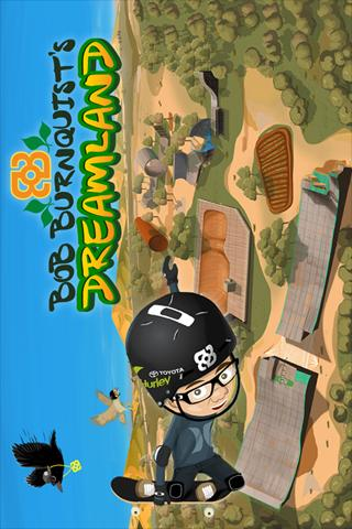 Bob Burnquist's Dreamland- screenshot