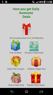Free Deals Coupon