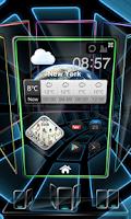 Screenshot of Next Time Tunnel 3D LWP
