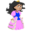 Princess Coloring Book logo